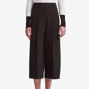 Dkny Wide Leg Studded Culotte Pants NWT